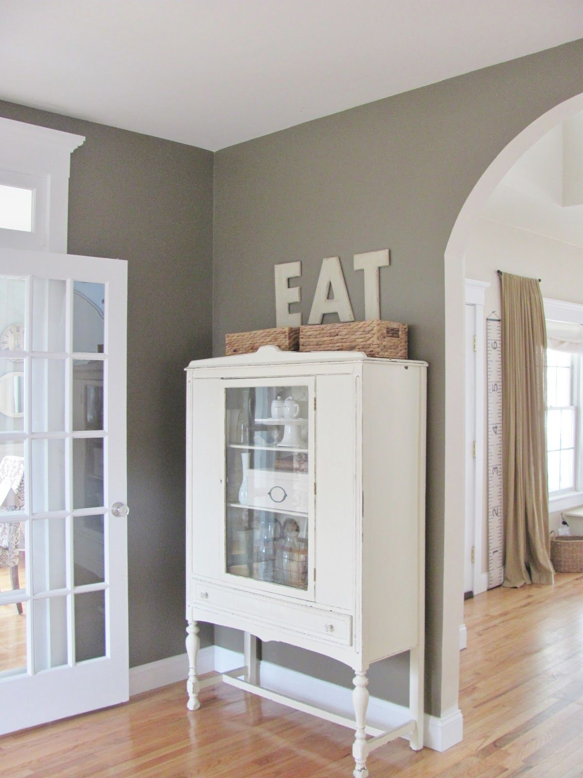 Paint Taupe Amp Gray On Pinterest Benjamin Moore