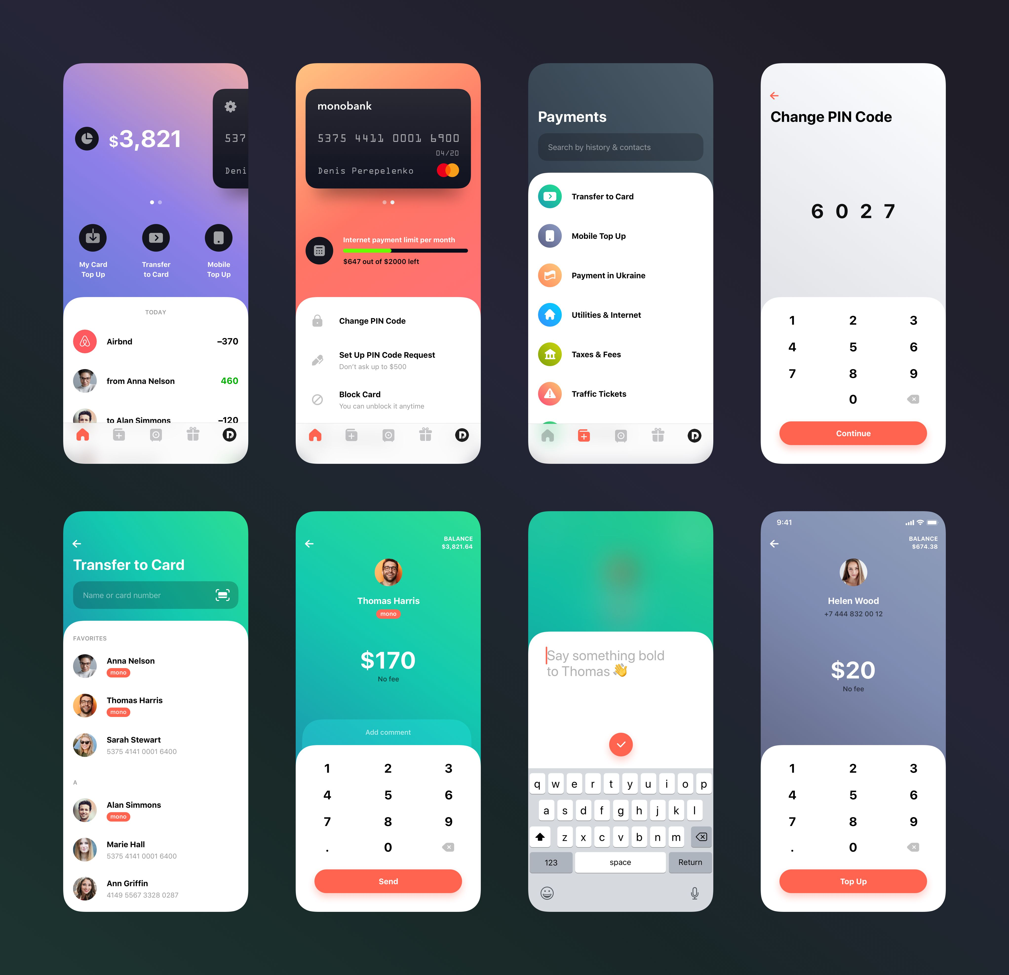 Pin on Web and App Design