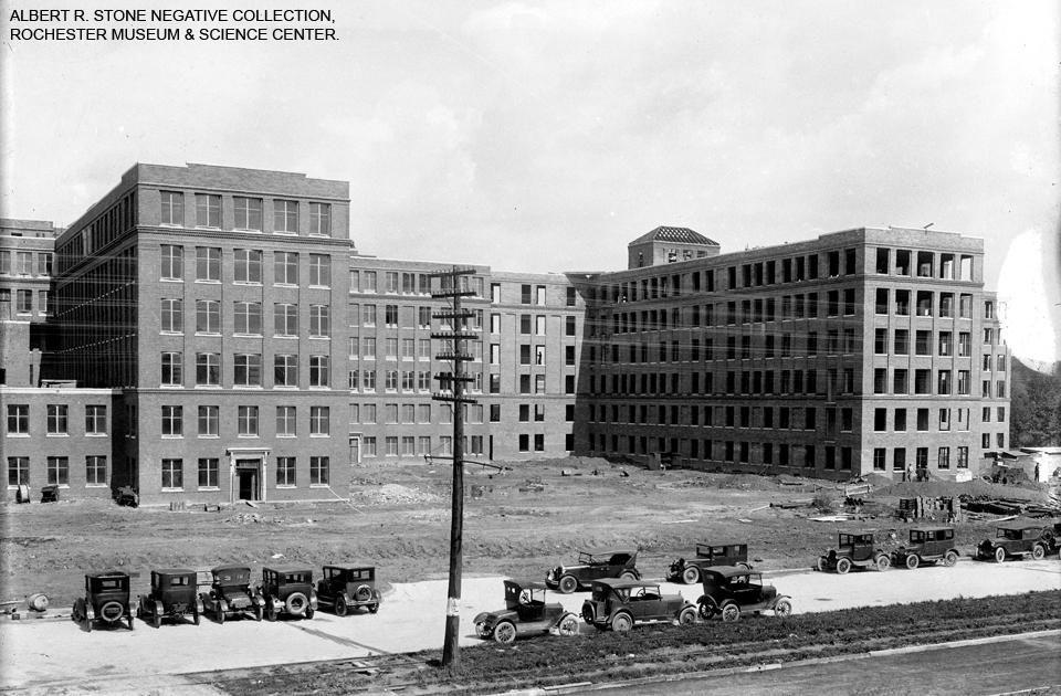 University Of Rochester School Of Medicine University Of Rochester Strong Memorial Hospital Rochester
