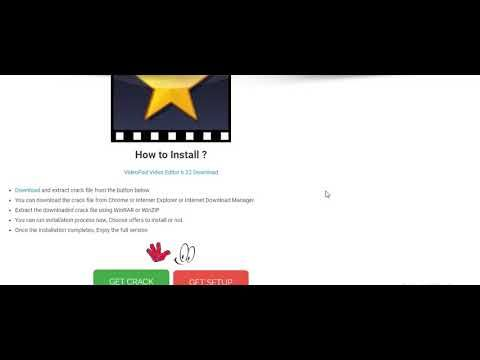 videopad free license key