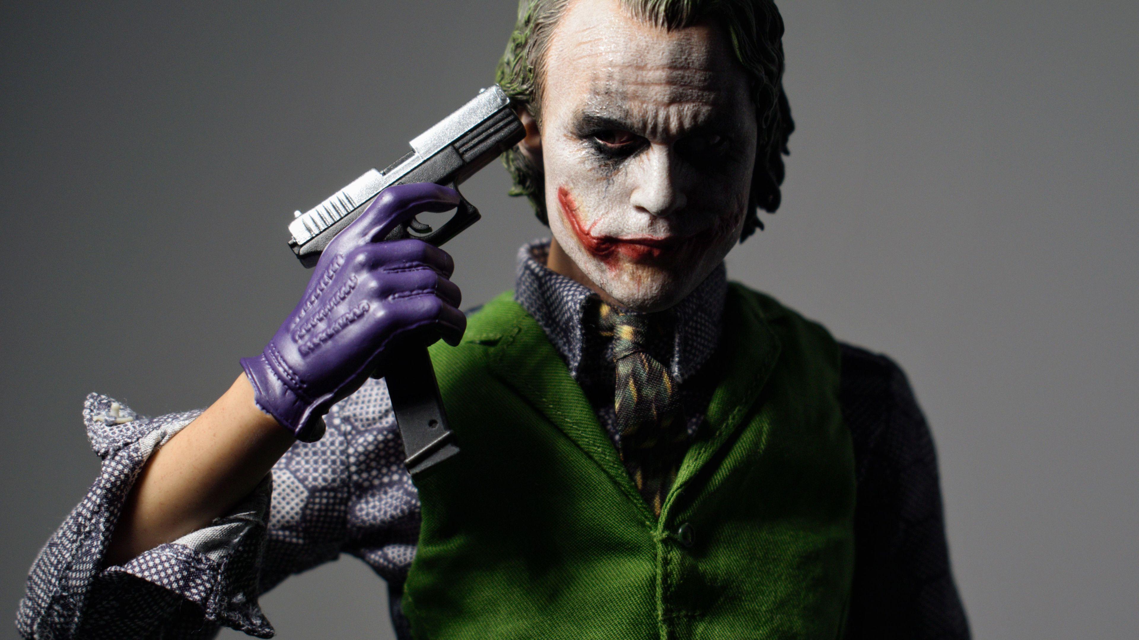 Joker 4k New Art supervillain wallpapers, superheroes ...