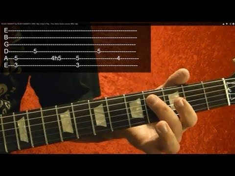 easy michael jackson beat it how to play free online guitar lessons with tabs youtube. Black Bedroom Furniture Sets. Home Design Ideas