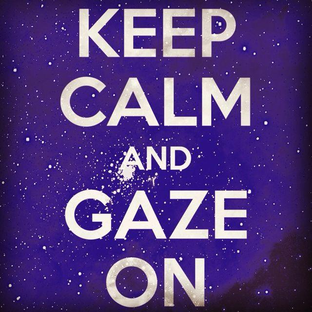 I love to stargaze.  dm_nelson originals.