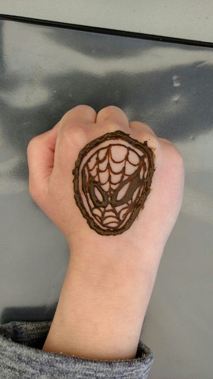 0dced4082 Henna spiderman | Henna For You | Henna, Tattoos, Spiderman