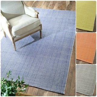 nuloom handmade flatweave moroccan trellis cotton rug 5u0027 x 8u0027 by nuloom
