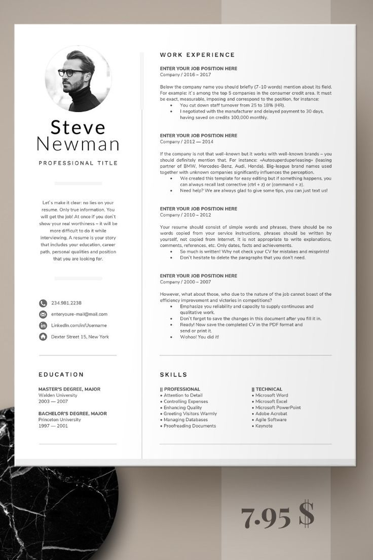 Combination Resume Template Word Lovely How to Craft the