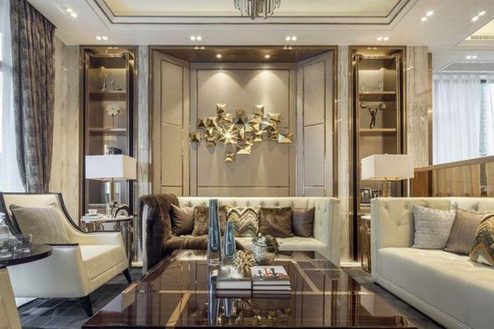 100 Luxury Living Room Ideas 10