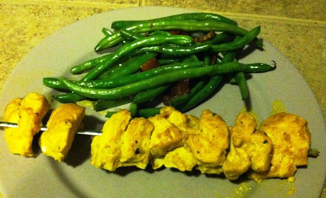 SCD Recipe: Spiced Coconut Chicken Skewers - SCD For Life