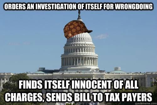 Douche bag congress