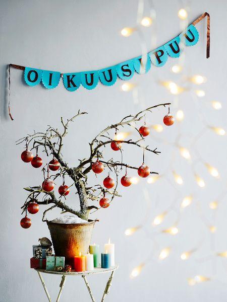 inspiroiva joulukoti,joulu,joulukuusi,joulukuusenkoriste,Tee itse - DIY