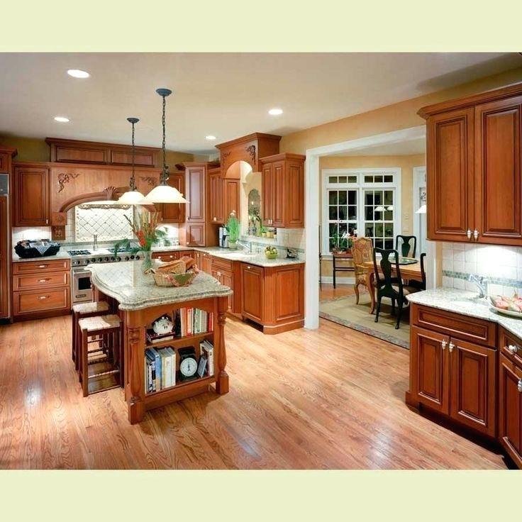white cabinets with oak trim oak cabinets white trim ...