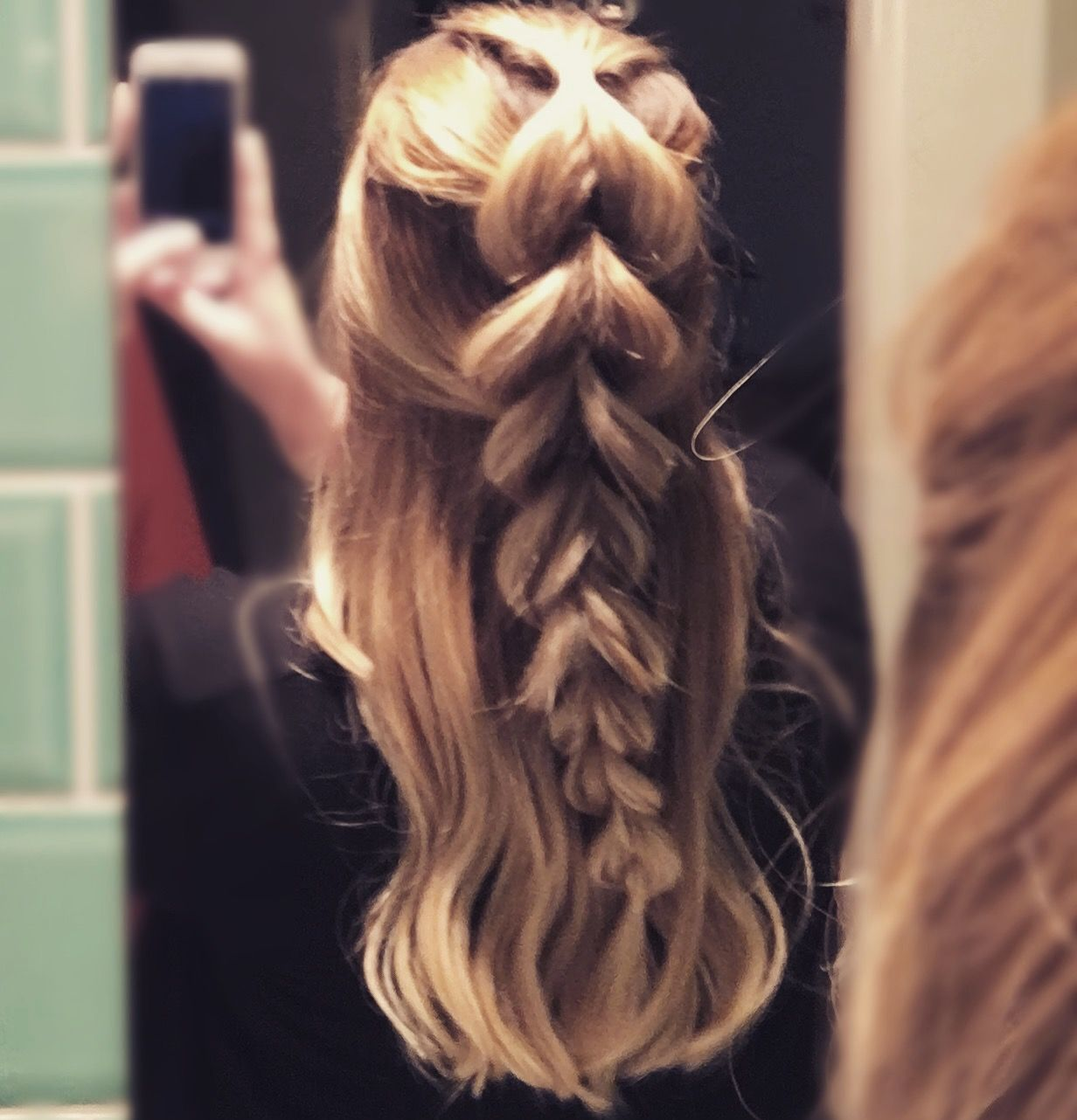 Awe inspiring pinterest the world39s catalog of ideas updo hairstyles - Half Up Half Down