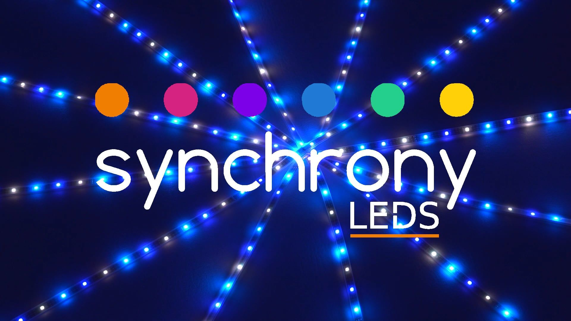 Synchrony™ LED Sound Reactive Music to Lights Controller RGB