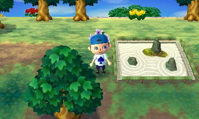 Zen Garden Zen Garden New Leaf Animal Crossing