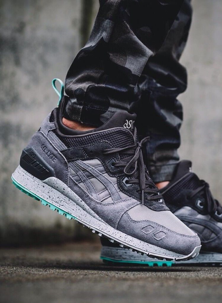 Asics Gel Lyte III MT 'HIKING' | Sneaker boots, Sneakers