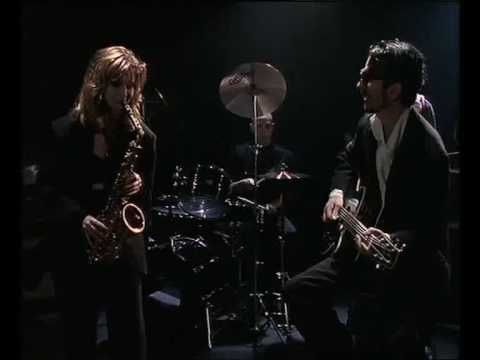 Candy Dulfer & Dave Stewart - Lily was Here on Vimeo