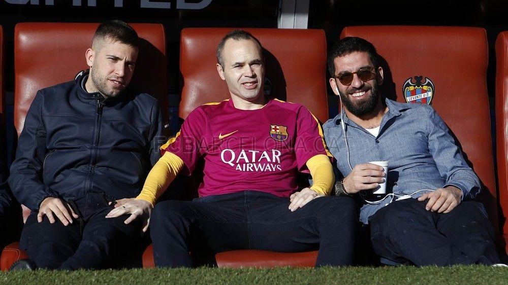 La otra cara del Levante - FC Barcelona | FC Barcelona