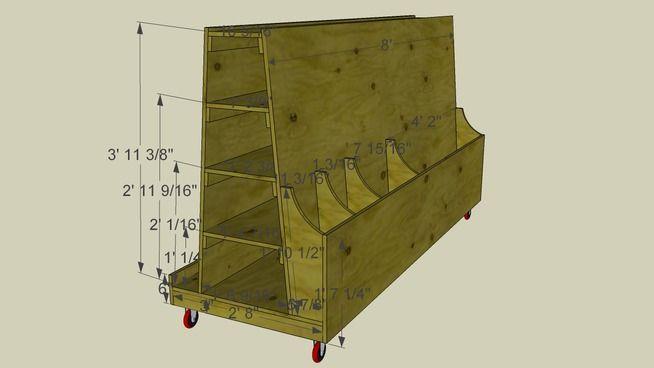 designs plans astuce rangement divers atelier bois. Black Bedroom Furniture Sets. Home Design Ideas