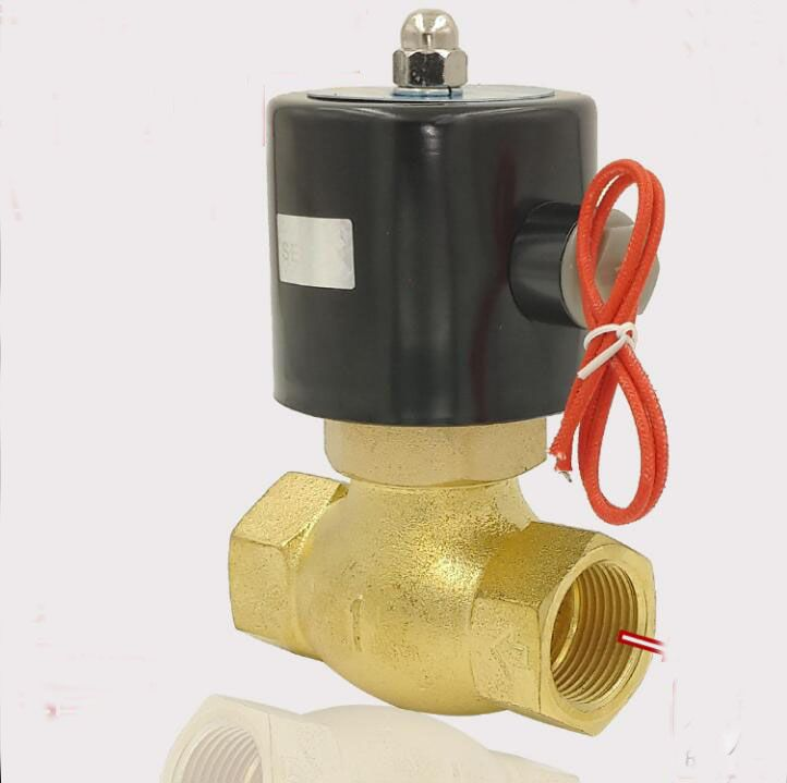 3 4 2l Series 2 2 Way Solenoid Water Valve For Air Water And Steam Affiliate Water Valves Cool Things To Buy Hardware