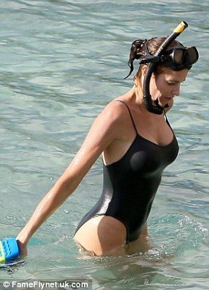 Seymour bathing suit stephanie