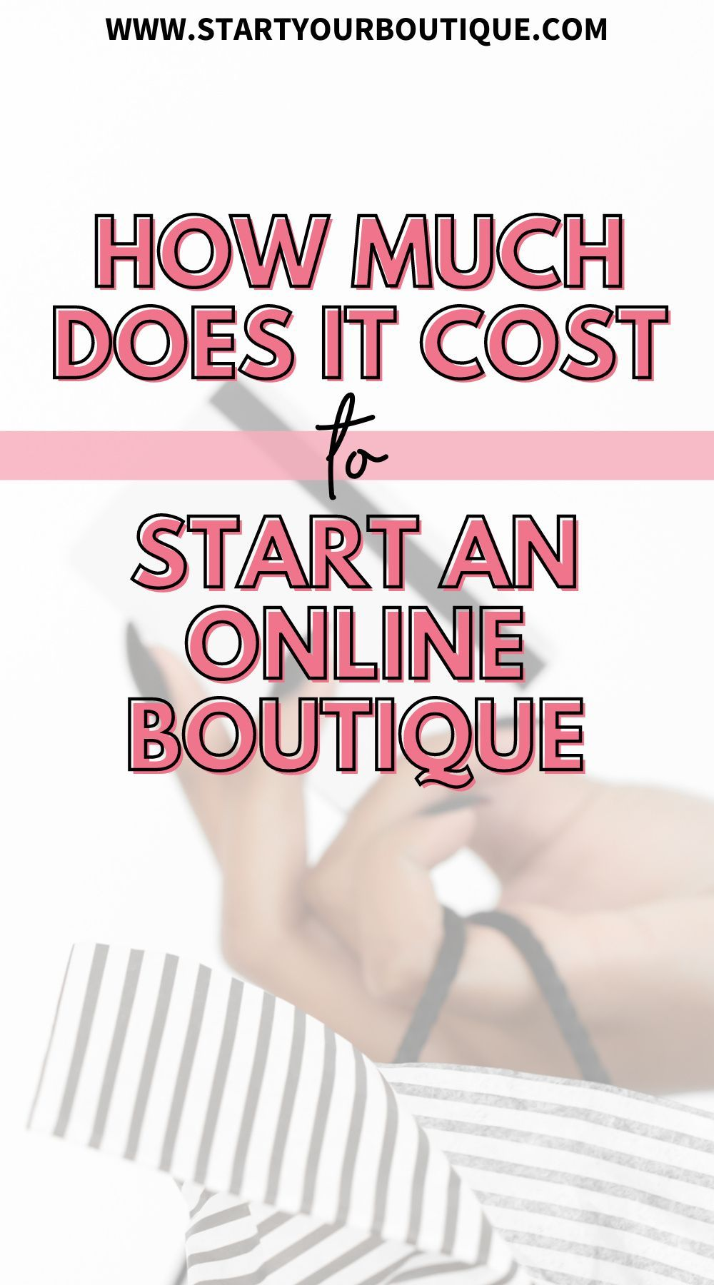 There is a lot of hype out there about starting a business with no money. But to start a successful business you need working capital. I will break down for you the true cost of opening an Online Boutique. Get my complete list of cost to consider when starting an online boutique. Get all the info now!