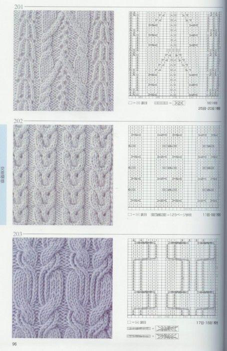 hermosos patrones que hacen punto | hacen a mano, ganchillo, | PUNCH ...