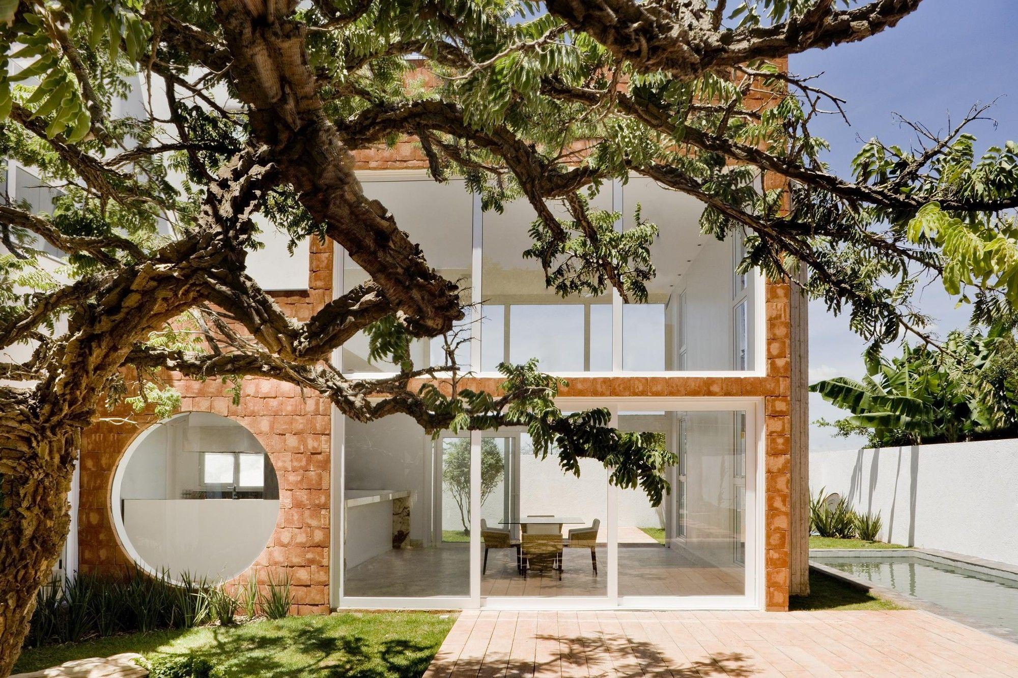 Nigeria house window design  gallery of taquari house  ney lima    lima architecture