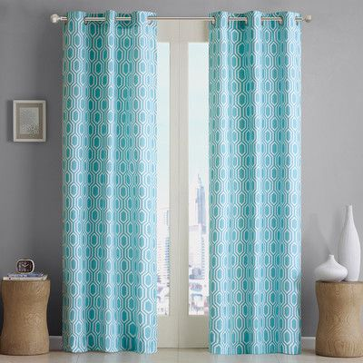 Intelligent Design Viva Window Curtain Panel