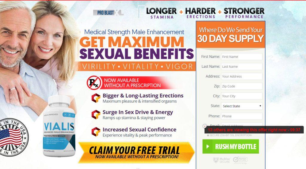Vialis Male Enhancement Male Enhancement Male Enhancement Pills