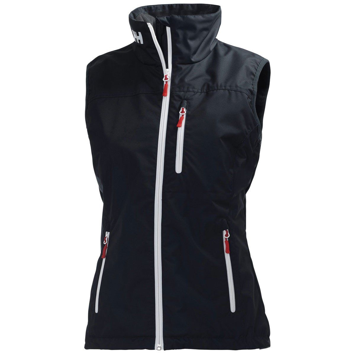 Photo of Gilet girocollo blu scuro da donna di Helly Hansen