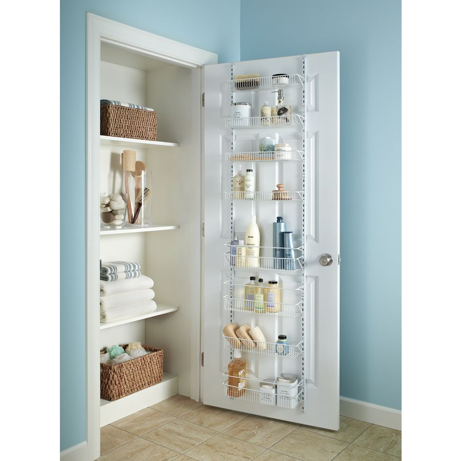 Shop ClosetMaid White Wire Adjustable Shelves at Lowes.com ...