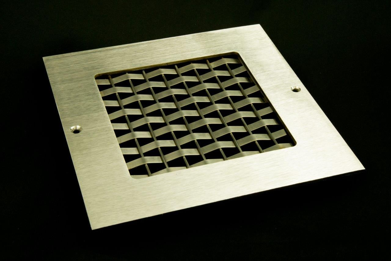Custom Decorative Vent Cover From Ventandcover Com