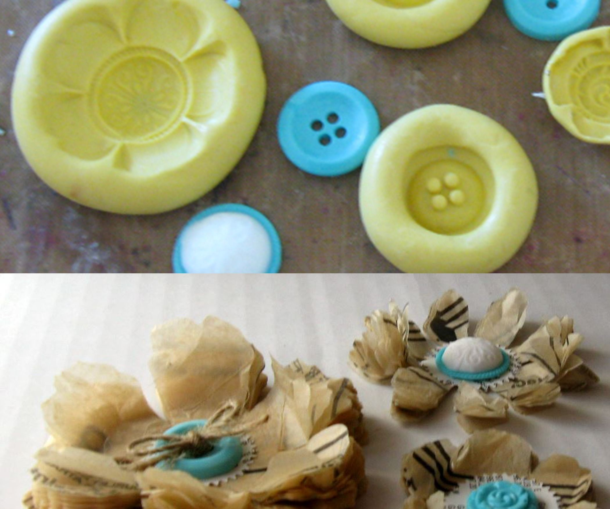 How to Make Molds With Amazing Mold Putty | Craft Projects, DIY