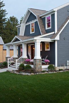 2013 Saratoga Showcase Of Homes Saratoga West Side House Exterior Blue Shingle House Exterior Siding Options