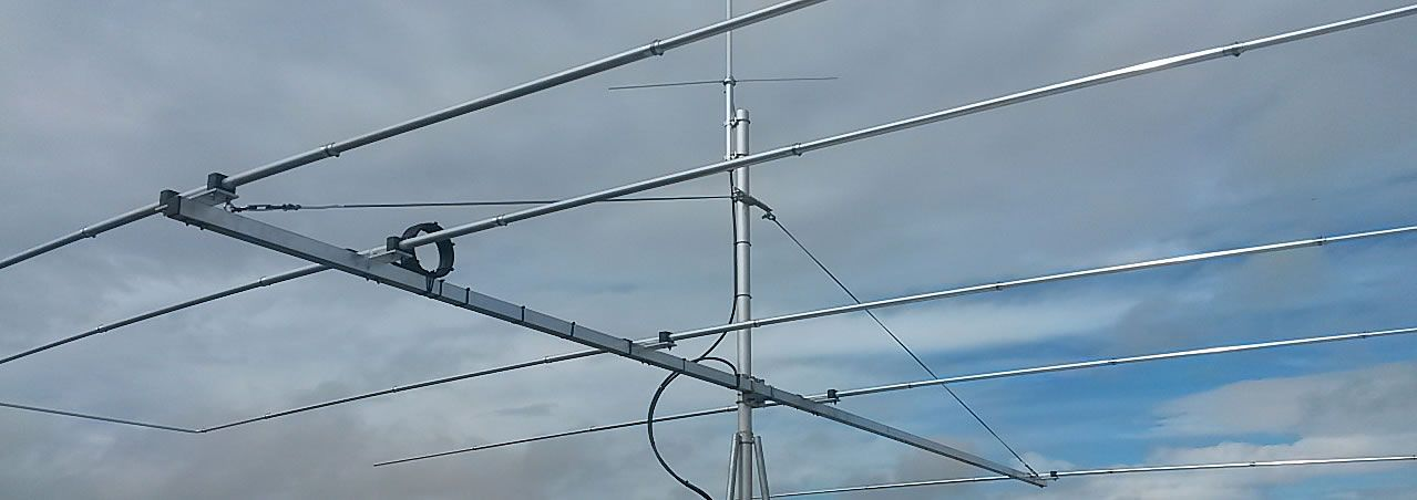 G0KSC - Simple to build, High Performance Yagi and Quad