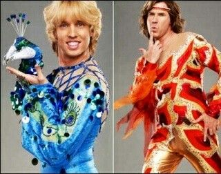 Blades of Glory Fire Jumpsuit