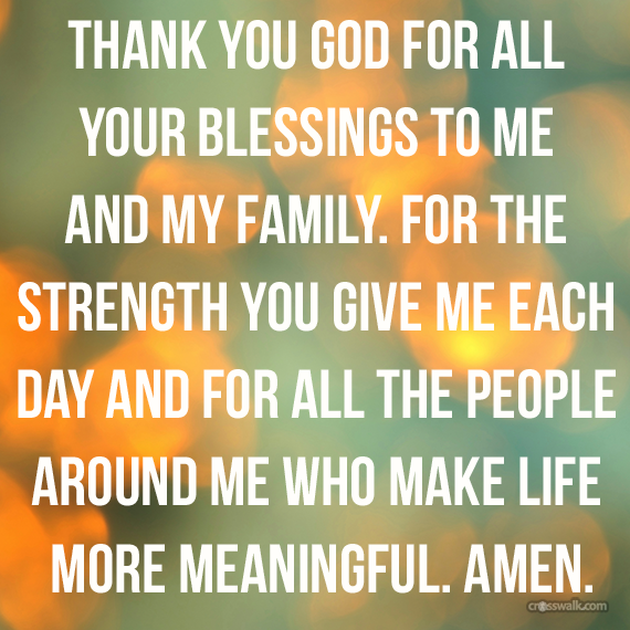 Thankful For Family Quotes: #Thankful #Family #Blessings