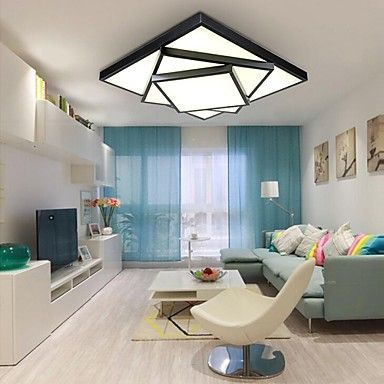 modern ceiling mounted light ile ilgili grsel sonucu - Modern Ceiling Lights Living Room