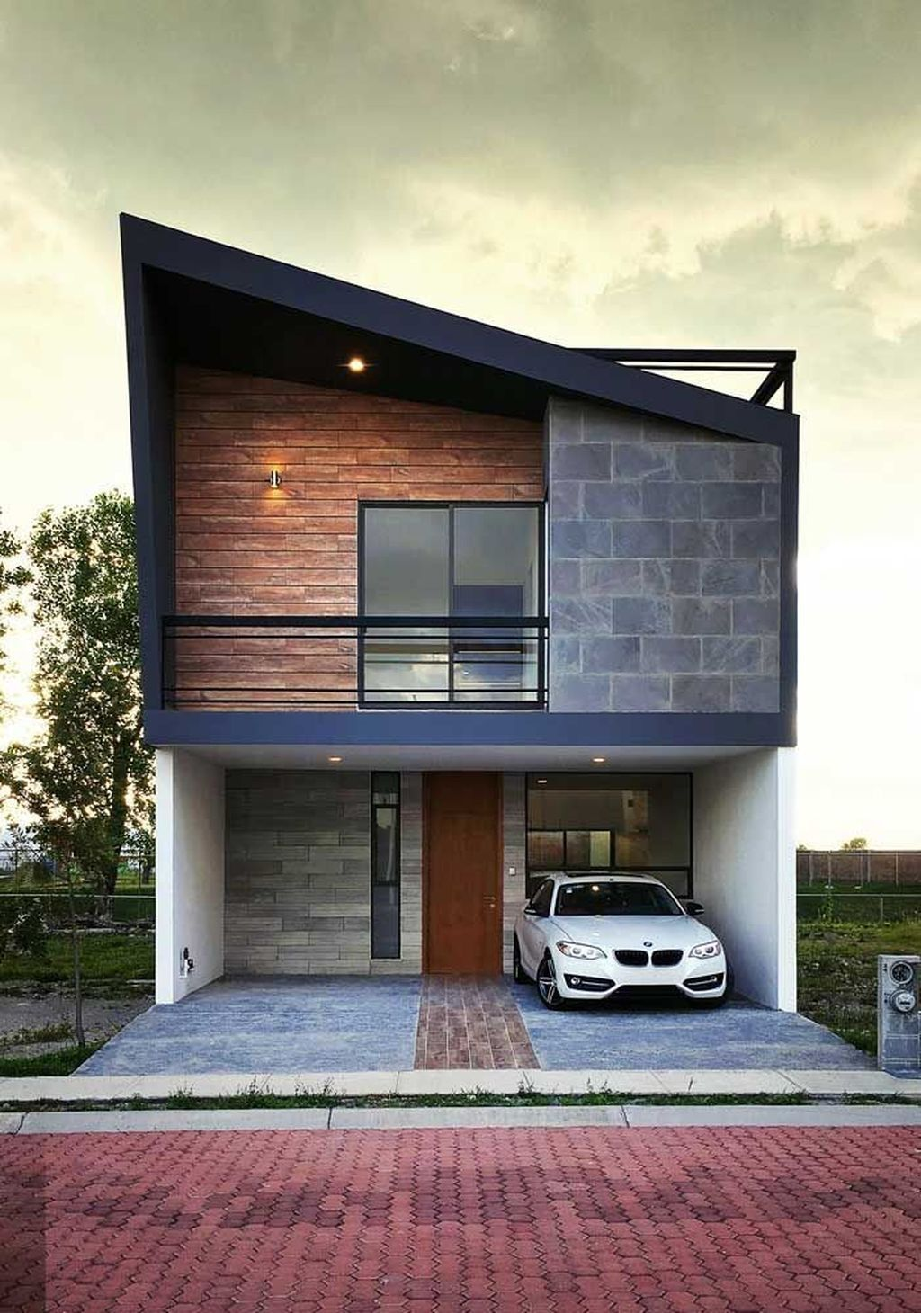 Architettura Case Moderne Idee 38 awesome small contemporary house designs ideas to try