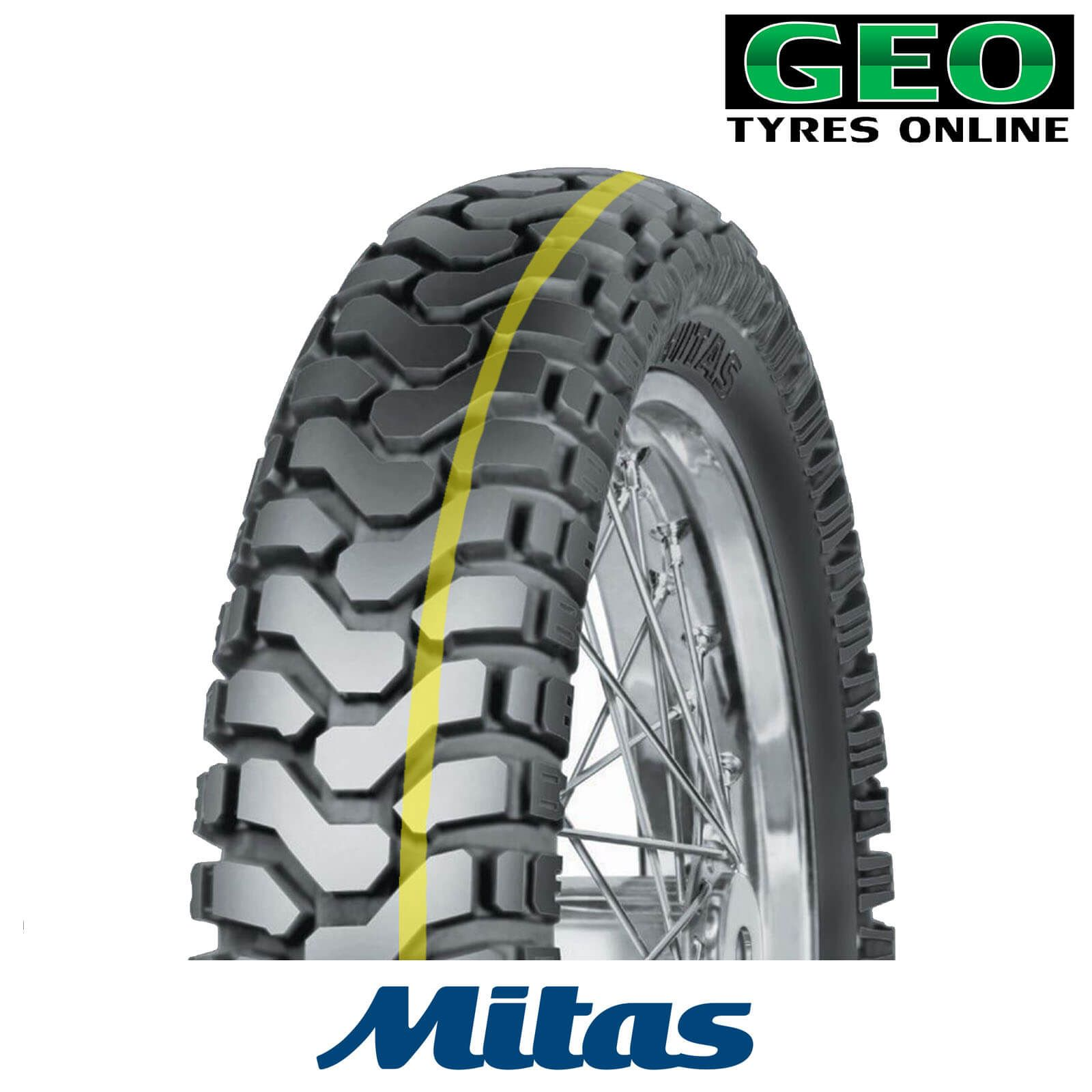 The Mitas E07D offers all the great features of the E07