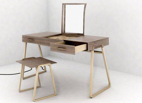 moderner schminktisch mado arca toaletki pinterest. Black Bedroom Furniture Sets. Home Design Ideas