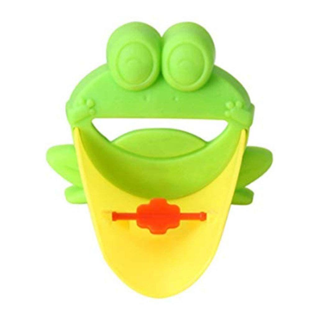 Isuper 8 11 Cm In Form Von Frosch Wasserhahn F R Die Sp Le Mit Umsteller Verl Ngerung Den Griff F R Badewanne In 2020 Waschbecken Armaturen Wasserhahn Wasserrutsche