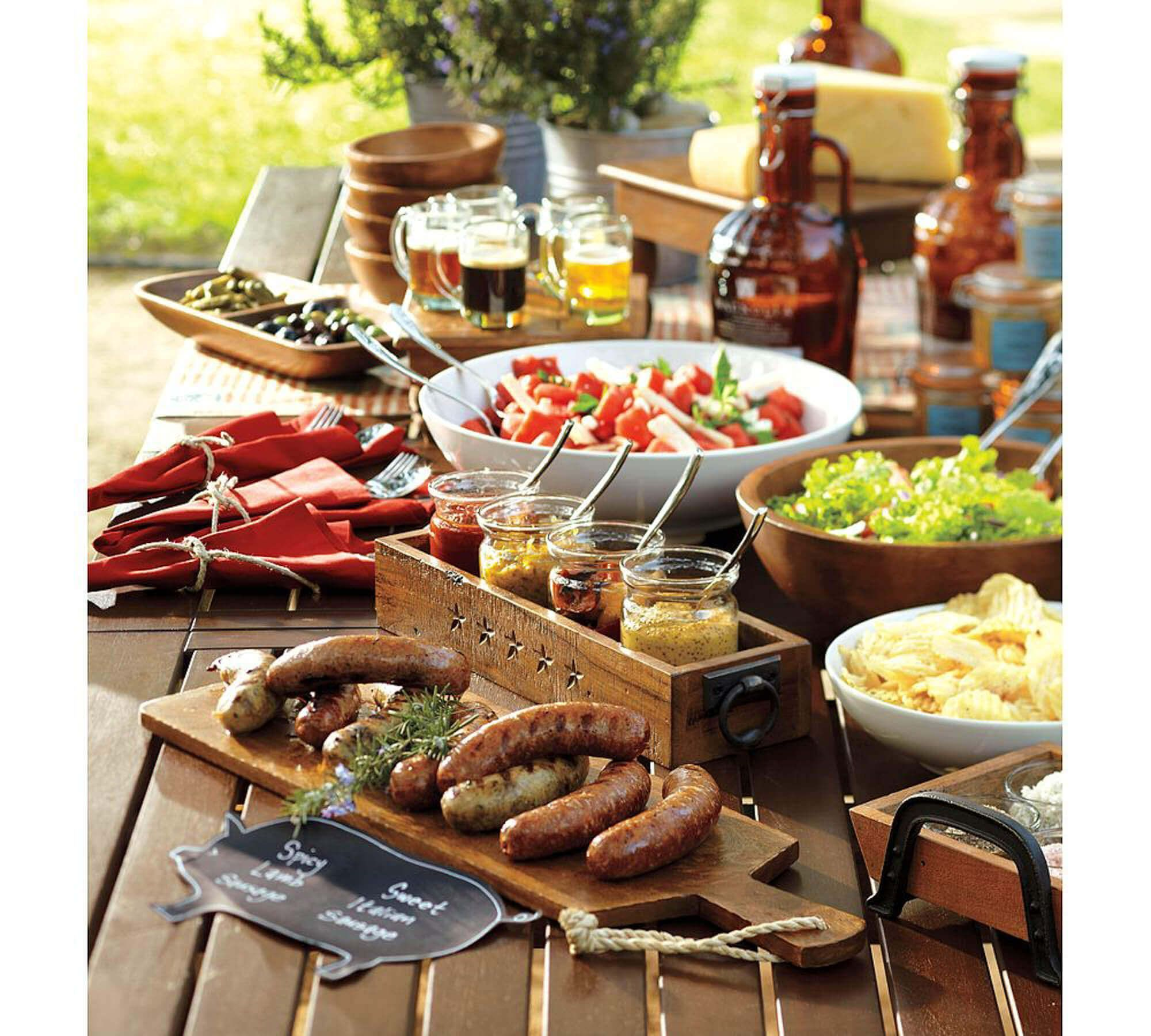 How to Throw the Perfect Backyard BBQ  Backyard barbeque, Bbq