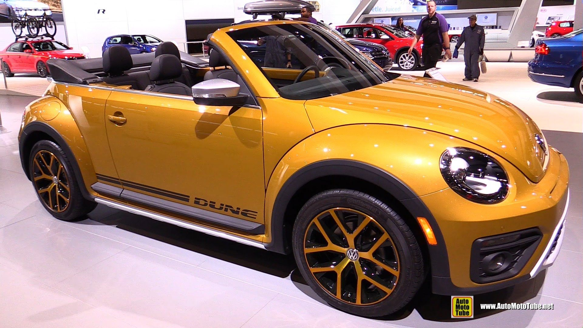 Stunning Gold Volkswagen Beetle Dune Convertible 2016 Interior Color Row Hq Wallpaper
