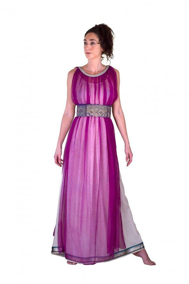 Vestimenta de romana y griega para mujer. Nuestros vestidos son ...