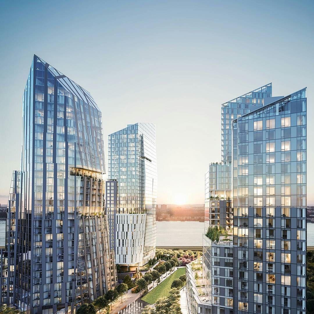 American Firms Rafael Vinoly Architects Richard Meier