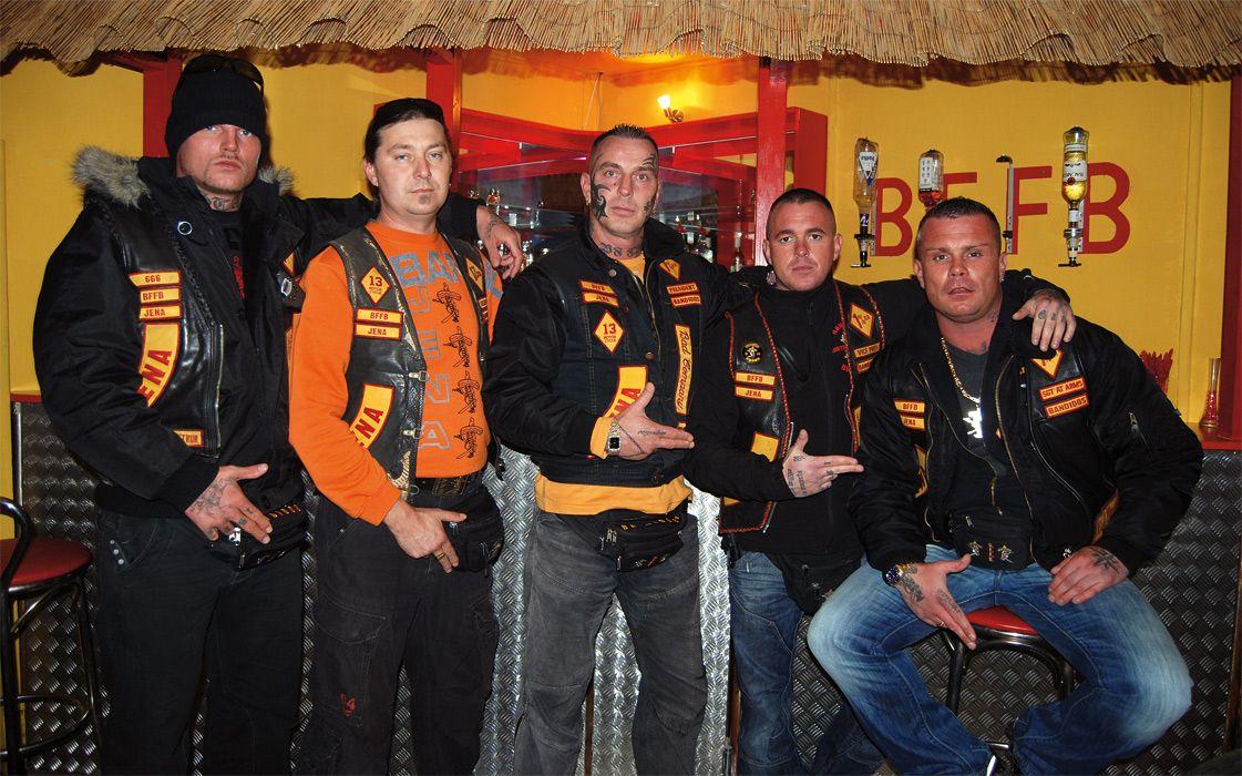 Bandios Com Rock N Road Motorrad Bandidos Mc Jena