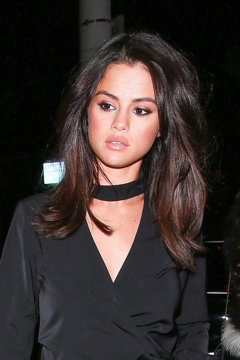 Después: Selena Gomez