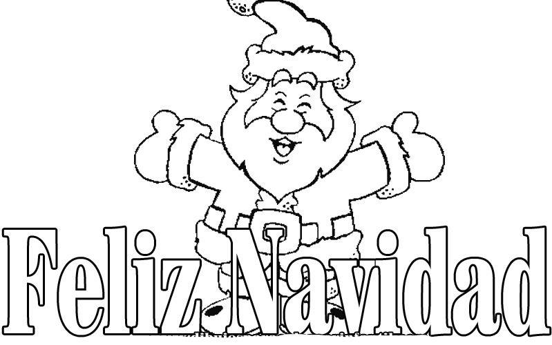 Mini Dibujos De Navidad Para Colorear Para Colorear