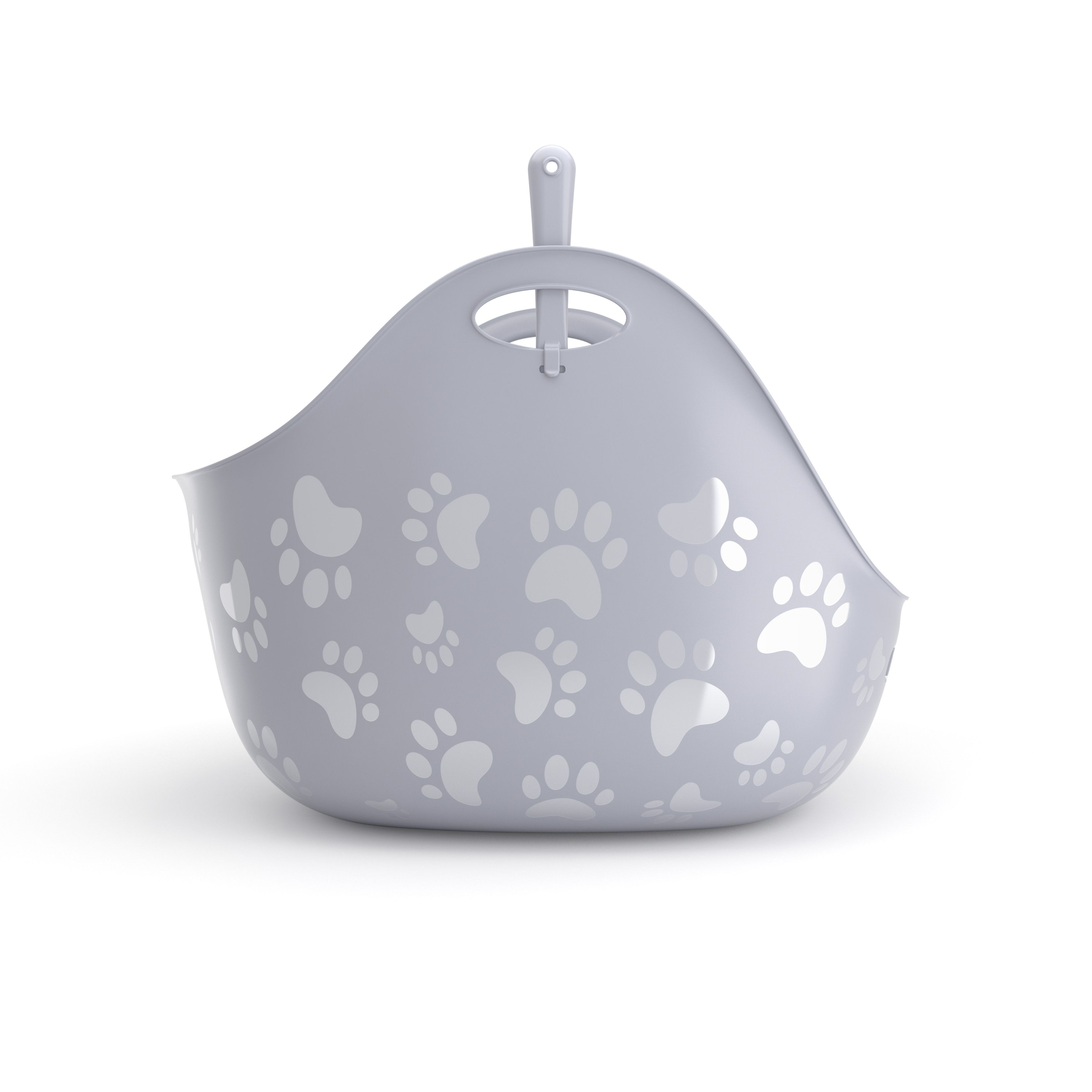 New Litterbox By Litterlocker With Scoop Litterlocker Com Litter Box Cleaning Hacks Cat Litter